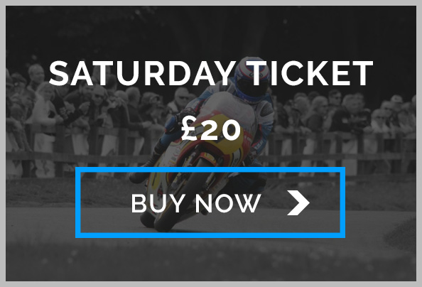 Oliver's Mount Saturday Entry Ticket
