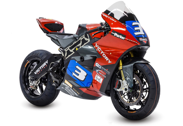 Victory Motorcycles SES TT Zero challenge entrant
