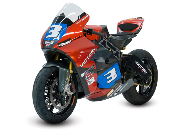 Victory Motorcycles have signed Lee Johnston and William Dunlop to ride their machines in the SES TT Zero Challenge