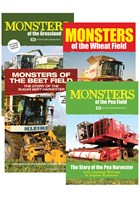 The Monster Collection - Huge Harvesters