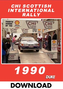 CHI Scottish International Rally 1990 Download