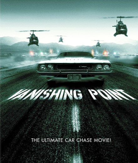 Vanishing Point DVD