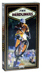 Headliners VHS