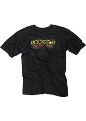 Rockstar Thread T-Shirt Black