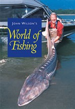 John Wilson's World of Fishing Signed Copy (HB) (FOS)
