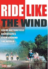 Ride Like the Wind DVD