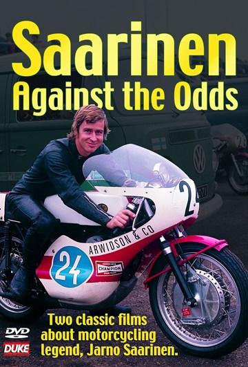 Saarinen - Against The Odds DVD - click to enlarge