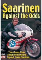 Saarinen - Against The Odds NTSC DVD