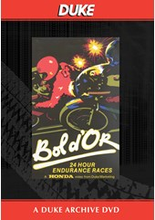 Bol D Or 24 Hours 1976 & 1978 Duke Archive DVD