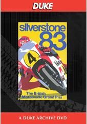 Bike GP 1983 - Britain Duke Archive DVD