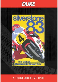 Bike GP 1983 - Britain Duke Archive DVD