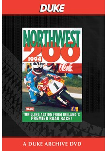 North West 200 1994 Duke Archive DVD
