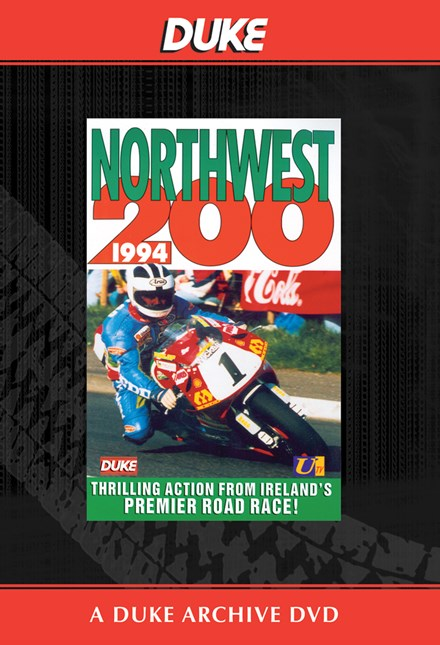 Northwest 200 1994 Duke Archive DVD