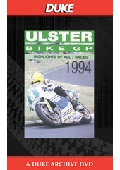 Ulster GP 1994 Duke Archive DVD