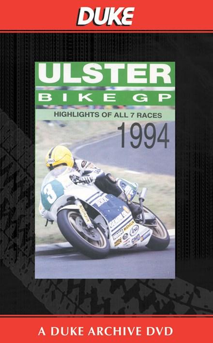 Ulster GP 1994 Duke Archive DVD
