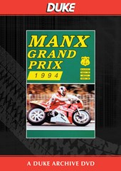 Manx Grand Prix 1994 Duke Archive DVD