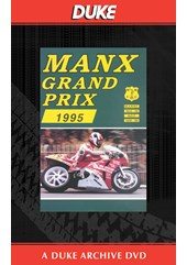 Manx Grand Prix 1995 Duke Archive DVD