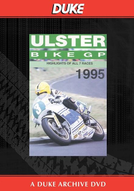 Ulster Grand Prix 1995 Duke Archive DVD