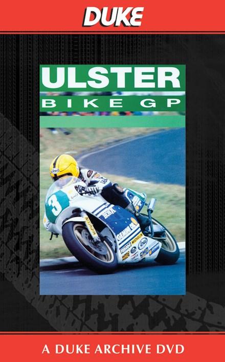 Ulster Grand Prix 1996 Duke Archive DVD