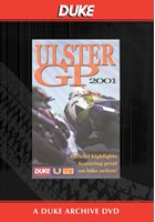 Ulster Grand Prix 2001 Duke Archive DVD