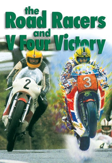 The Road Racers and V Four Victory DVD NTSC - click to enlarge