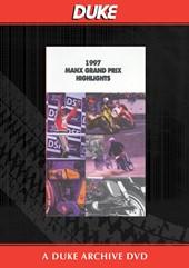 Manx Grand Prix 1997 Duke Archive DVD