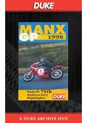 Manx Grand Prix 1998 Duke Archive DVD