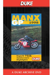 Manx Grand Prix 1998 Duke Archive DVD