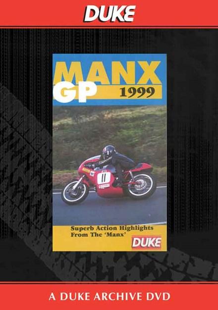 Manx Grand Prix 1999 Duke Archive DVD
