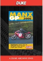 Manx Grand Prix 2000 Duke Archive DVD
