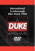 Scarborough International Bike Week 1998 Duke Archive DVD