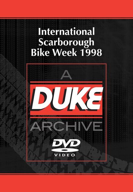 Scarborough International Bike Week 1998 Duke Archive DVD