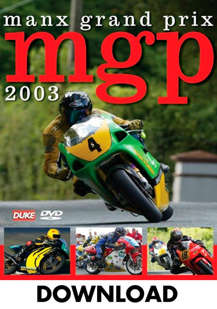 Manx Grand Prix 2003 Download