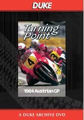 Bike GP 1984 - Austria Duke Archive DVD