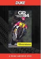 Bike GP 1984 - Britain Duke Archive DVD