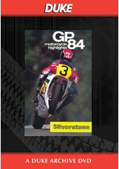 Bike GP 1984 - Britain Duke Archive DVD