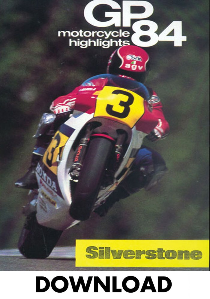 Bike GP 1984 - Britain Download