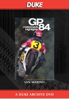 Bike GP 1984 - Italy Duke Archive DVD