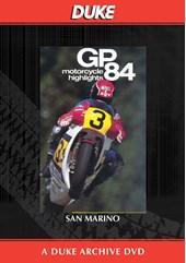 Bike GP 1984 - Italy Duke Archive DVD