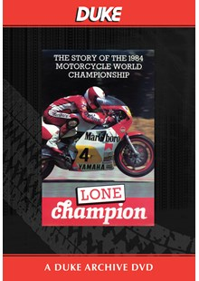 Bike GP Review 1984 - Lone Champion Duke Archive DVD