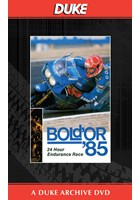 Bol D Or 24 Hours 1985 Duke Archive DVD