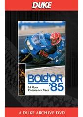 Bol D Or 24 Hours 1985 Duke Archive DVD