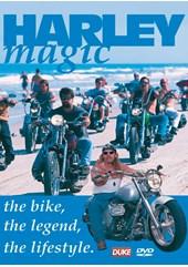 Harley Magic DVD