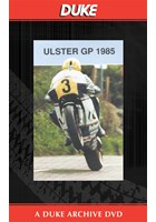 Ulster Grand Prix 1985 Duke Archive DVD