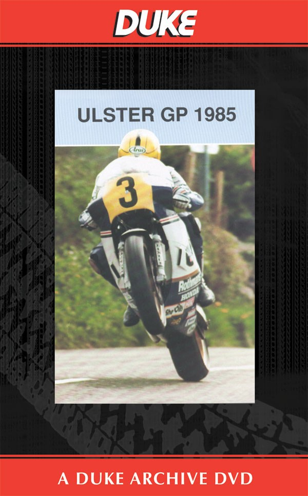 Ulster Grand Prix 1985 Duke Archive DVD