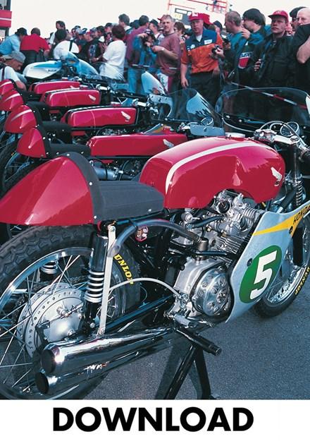 Machines of the Assen Centennial Classic Download