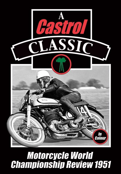 1951 Motorcycle World Championships DVD