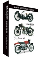 A-Z of Motorcycles Box Set DVD