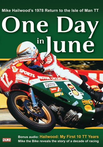 One Day in June DVD - click to enlarge