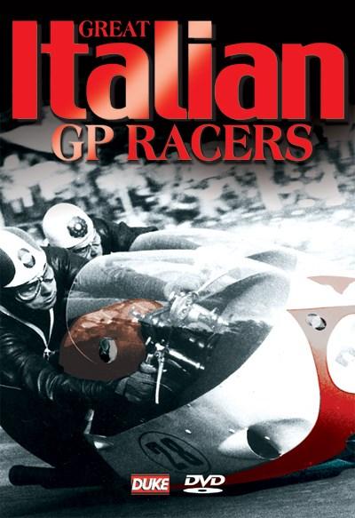 Great Italian GP Racers DVD